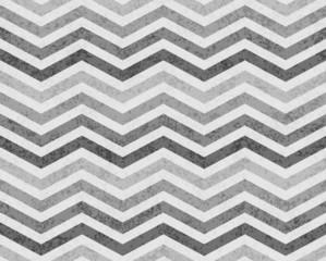 Fototapeta Wzory geometryczne Gray Zigzag Textured Fabric Background