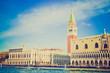 San Marco in Venice retro look