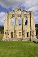 Rievaulx Abbey (Yorkshire, Uk)