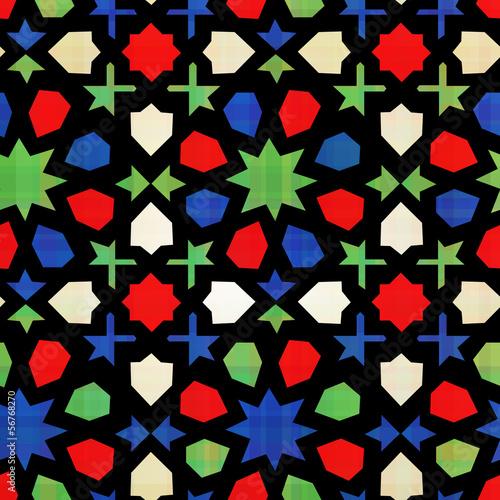 geometryczny-wzor-kolorowy
