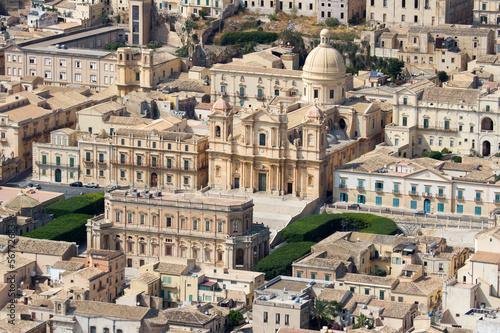 Fotografía  Noto - Cattedrale di San Nicolò