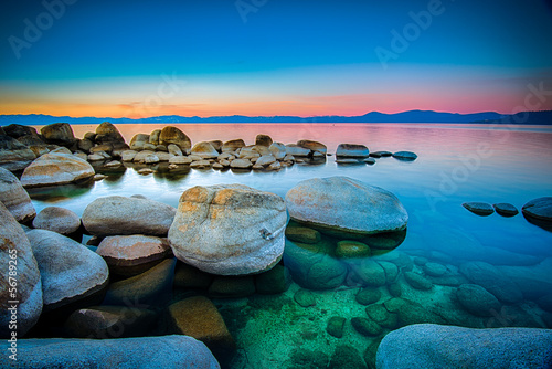 Fotografia  Lake Tahoe