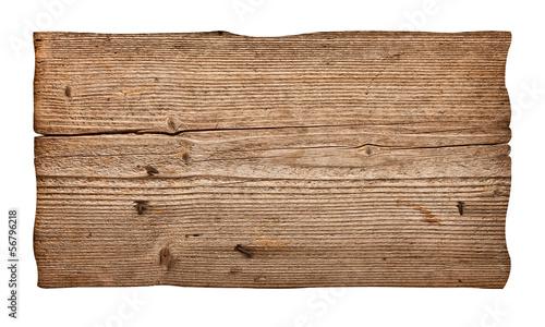Papiers peints Bois wooden sign background message