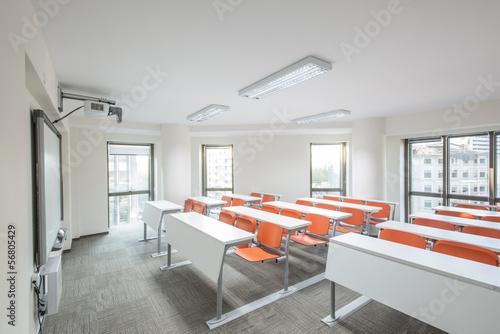 Fotografie, Obraz  Modern classroom