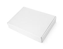 Closed Blank Carton Pizza Box ...