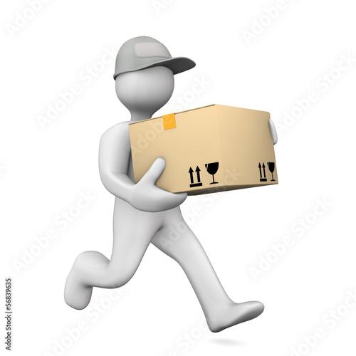 Fotografía  Express Shipment