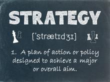 STRATEGY Definition On Blackbo...