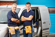Workers In Family Business Sta...