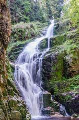 Obraz na Szkle Eko Wodospad Kamieńczyk Szklarska Poręba