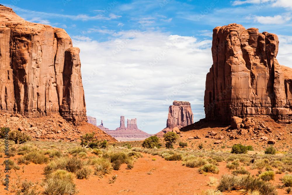 Fototapeta Monument Valley