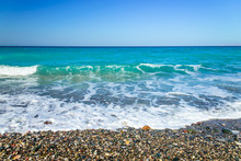 Deserted Beach Sea