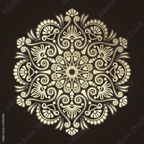 radialny-geometryczny-wzor