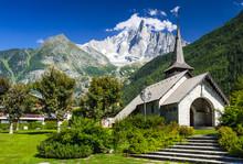 Les Praz De Chamonix, France