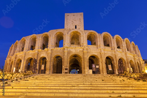 Photo Les Arenas, Arles in the south of France