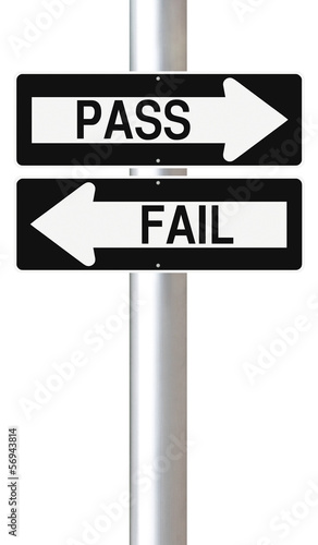 """pass fail Registration for pass-fail credit must be completed prior to the final date for changing registration by adding a course instructors can submit only a """"p"""" or """"f"""" grade on the final grade roster for a student approved for the pass-fail option."""