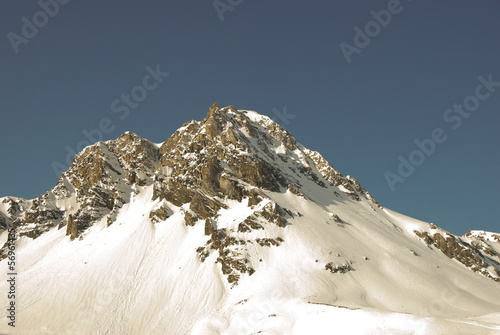 Fotografie, Obraz  Zimowe Góry