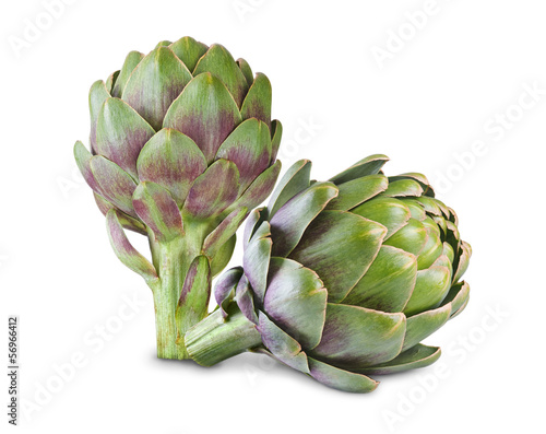 Photo artichoke