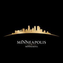 Minneapolis Minnesota City Sky...