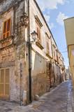 Alejki. Mesagne. Puglia. Włochy. - 57018012