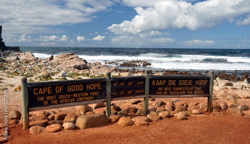 Staande foto Zuid Afrika Cape of Good Hope