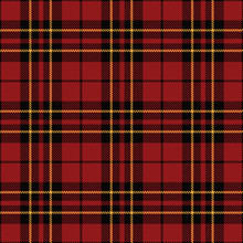 Plaid Tartan Seamless Pattern 1