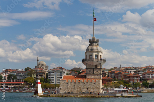 Photo  Maiden's Tower, Istanbul