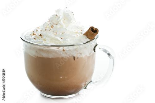 Fotografie, Obraz  hot cocoa