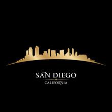 San Diego California City Skyl...