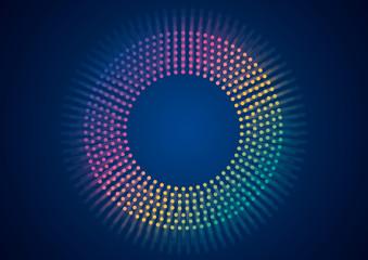 Fototapeta 光の輪