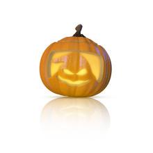 Halloween Jack O Lantern Ghost...
