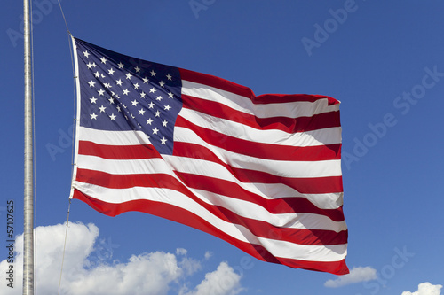 Stampe American Flag
