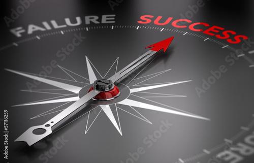 Be successful - Success vs Failure