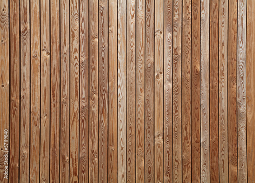 bardage en bois Canvas-taulu