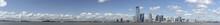 New Jersey Panorama With Statu...