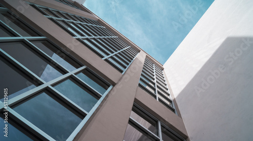 Photo Stands Stairs Modern Building