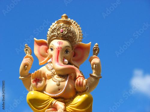 Fotomural Ganesha - Ganesh
