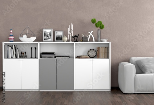 Sideboard Canvas-taulu