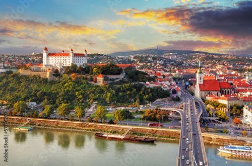 Bratislava, Slovakia Poster