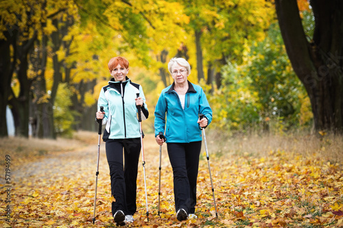 Fotografia  Nordic walking