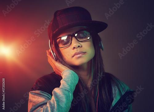 hiphop-woman