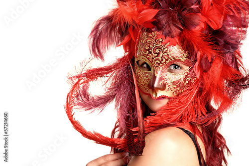 Fasching Venedig Maske Buy This Stock Photo And Explore Similar