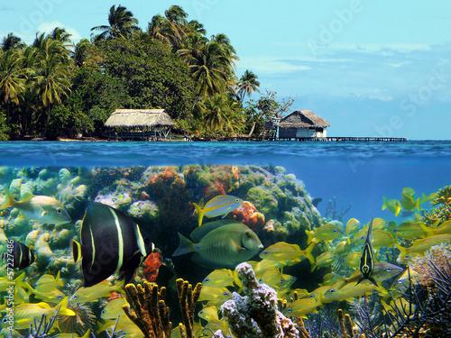 Podwodna wyspa