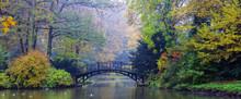 Autumn - Old Bridge In Autumn ...