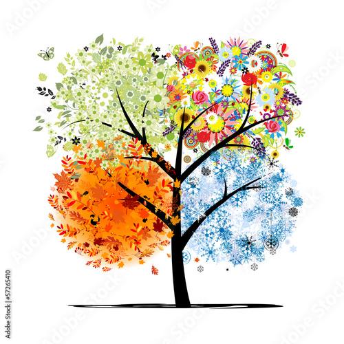 cztery-pory-roku-wiosna-lato-jesien-zima-drzewo-sztuki