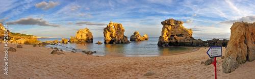 Photo Beach in Algarve, Portugal
