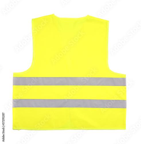 Fotografía  Yellow recue vest