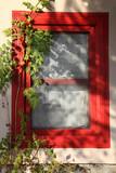 Cute Red Window