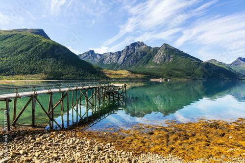 Poster Scandinavie Northern Norway