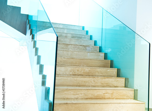 Photo Stands Stairs marble stairs