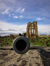WWII Canon Tynemouth Priory